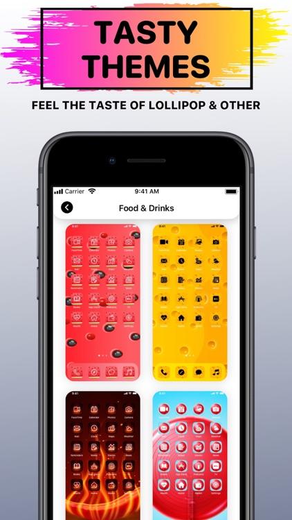 X Icon Changer: Icons & Themes screenshot-4