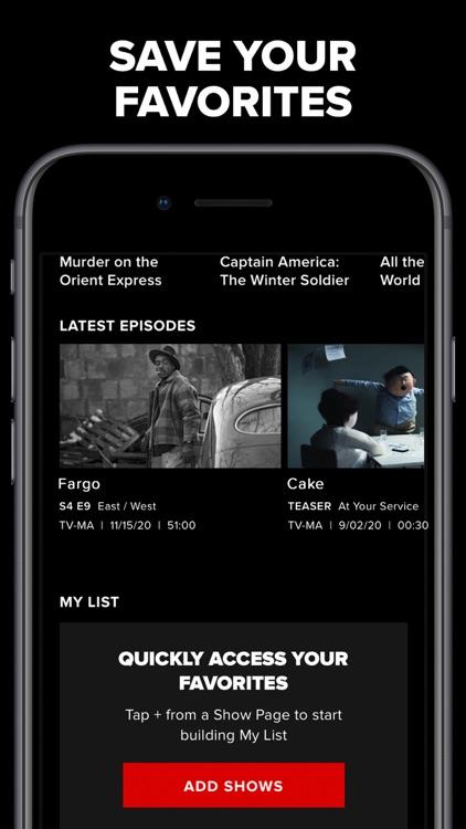 FXNOW: Movies, Shows & Live TV screenshot-4