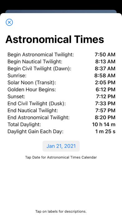 Nav Clockのおすすめ画像4