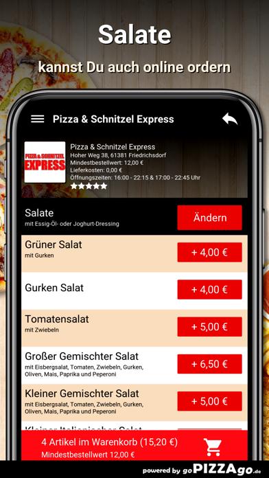 Pizza Express Friedrichsdorf screenshot 5