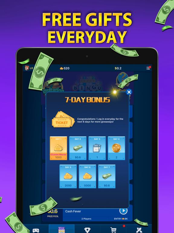 Bingo Clash: win real cash screenshot 10