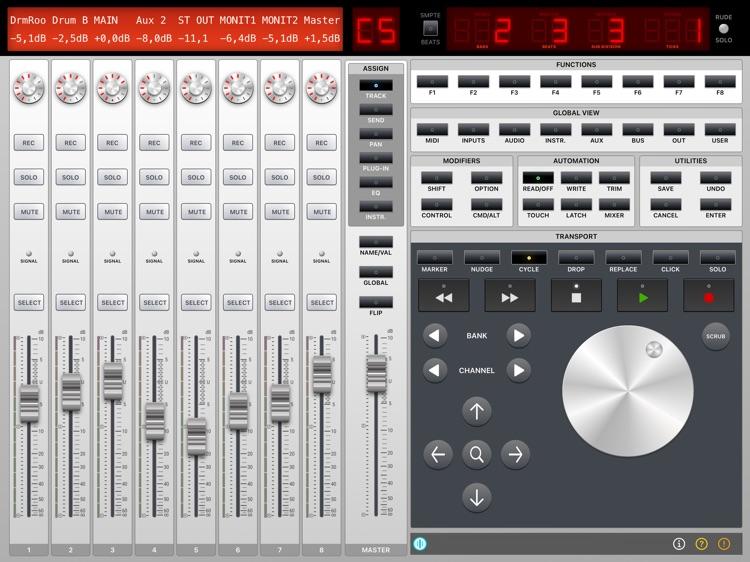 ONE Control DAW Edition screenshot-3