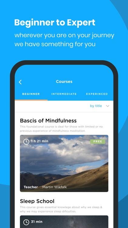 The Mindfulness App screenshot-3