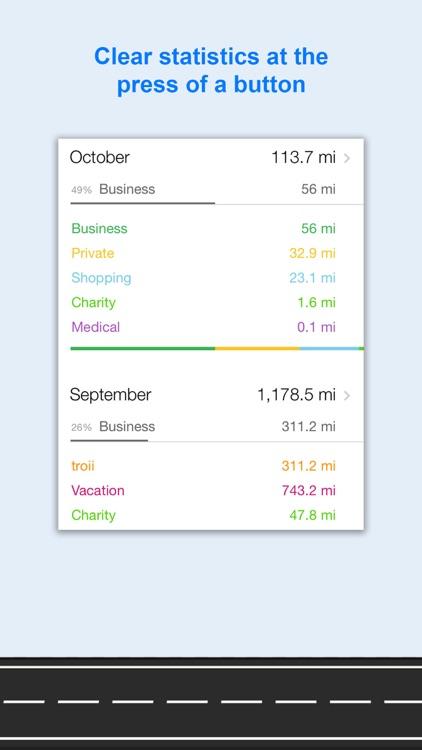 Tour: Automatic Mileage Log screenshot-3
