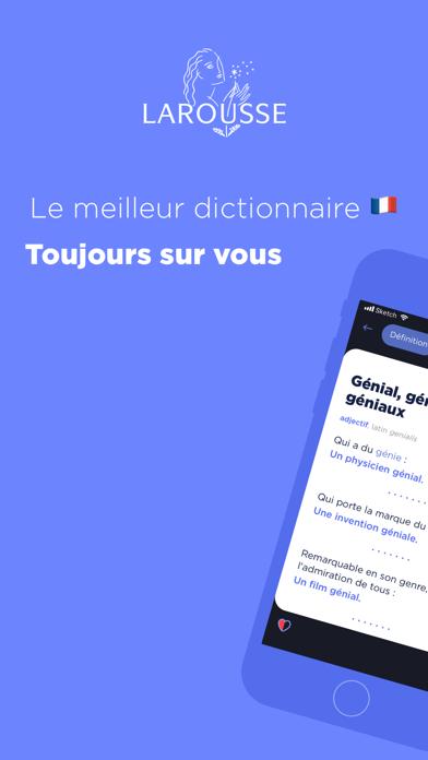 Dictionnaire Larousse français