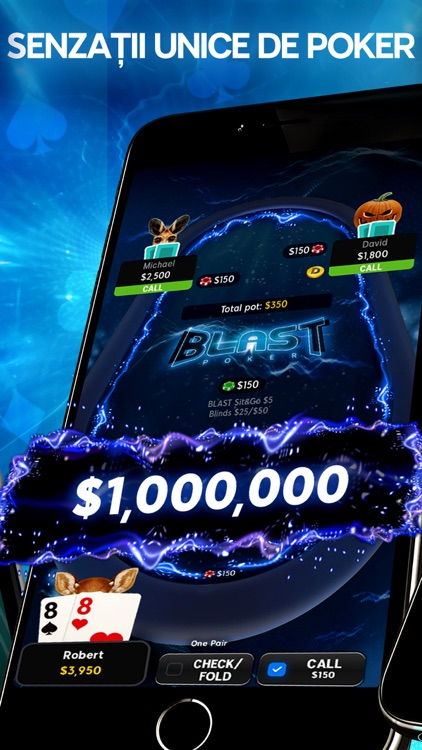888 Poker – Texas Holdem Games screenshot-4