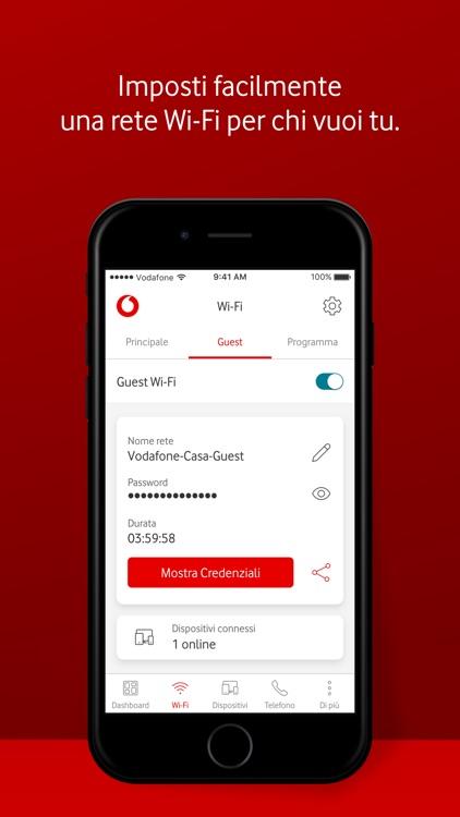 Vodafone Station App screenshot-4
