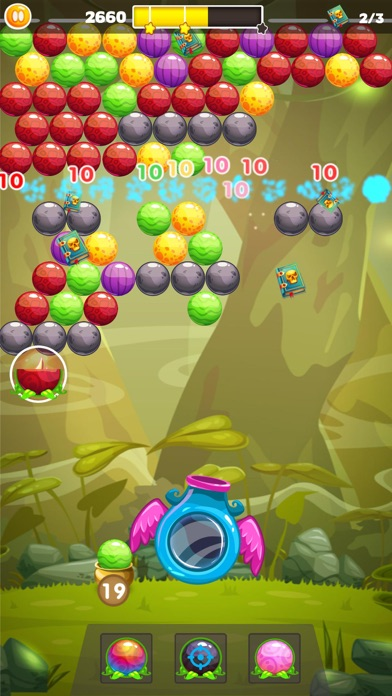 Bubble Shooter:Jungle Book Pop screenshot 5