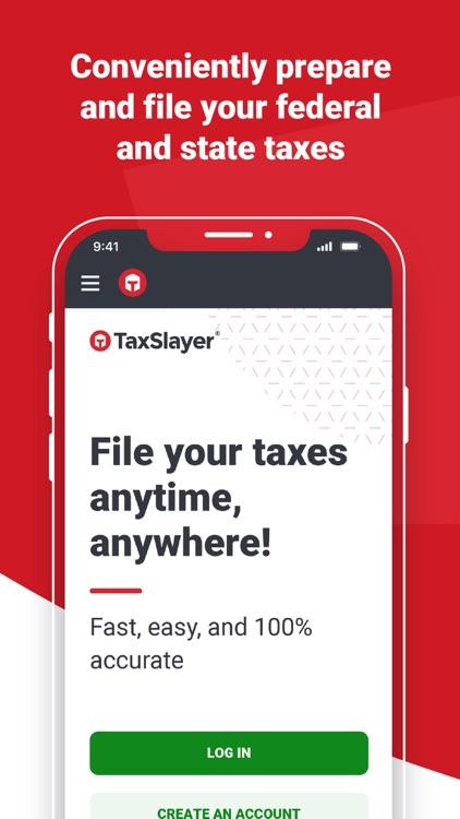 TaxSlayer Free Tax App