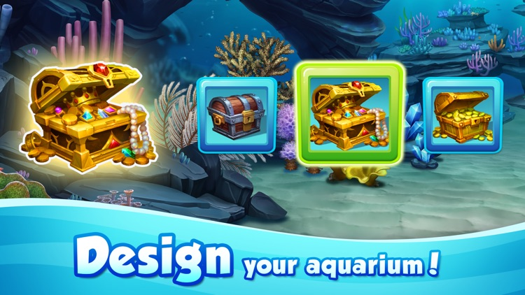 Aqua Blast: Puzzle Adventure screenshot-1