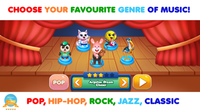 RMB Games - Kids Music & Dance紹介画像1