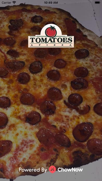 Tomatoes APIZZAScreenshot of 1