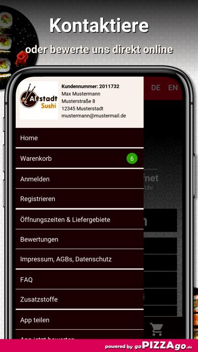 Altstadt Sushi Landshut screenshot 3
