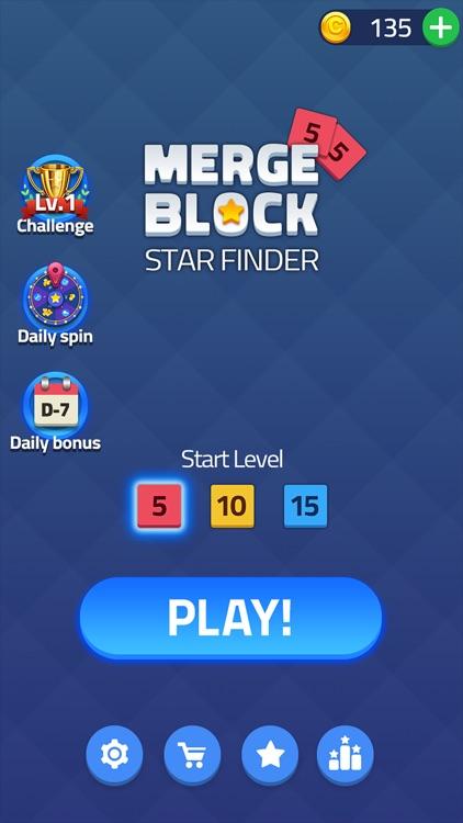 Merge Block: Star Finders screenshot-7