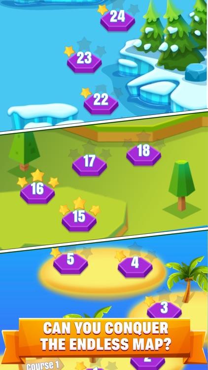 Mini Golf Star Retro Golf Game screenshot-4