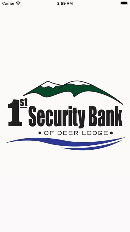 1st Security Bank Deer Lodge