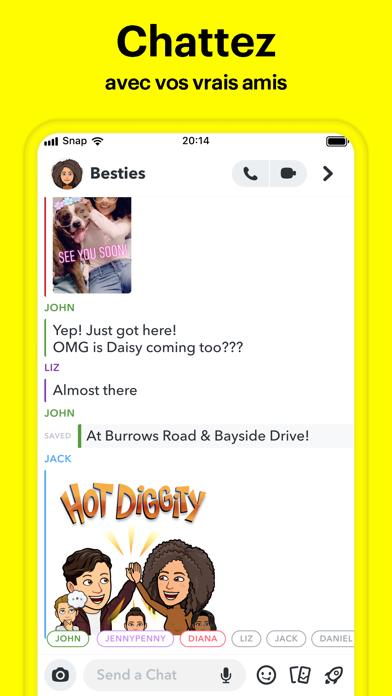 Télécharger Snapchat pour Pc