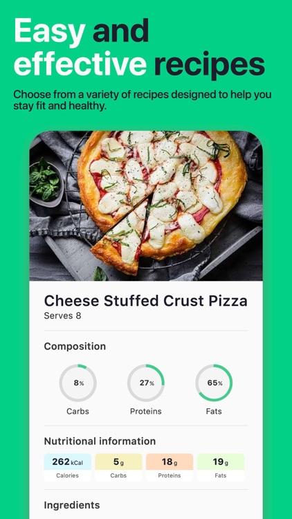 Low Carb Diet Recipes App