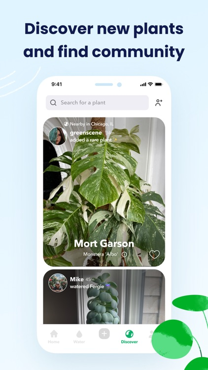 Greg: Plant Care Assistant
