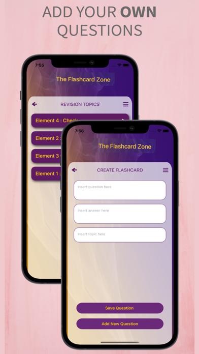 NFDA Flashcards screenshot 2