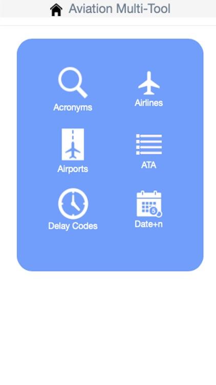Aviation Multitool screenshot-7