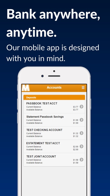 Mechanics Bank-Mobile Banking