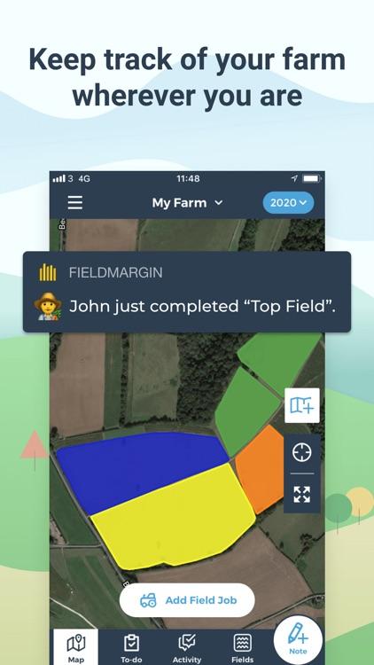 fieldmargin: manage your farm