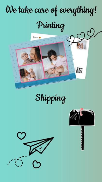 SimplyCards - Real Postcard screenshot-6
