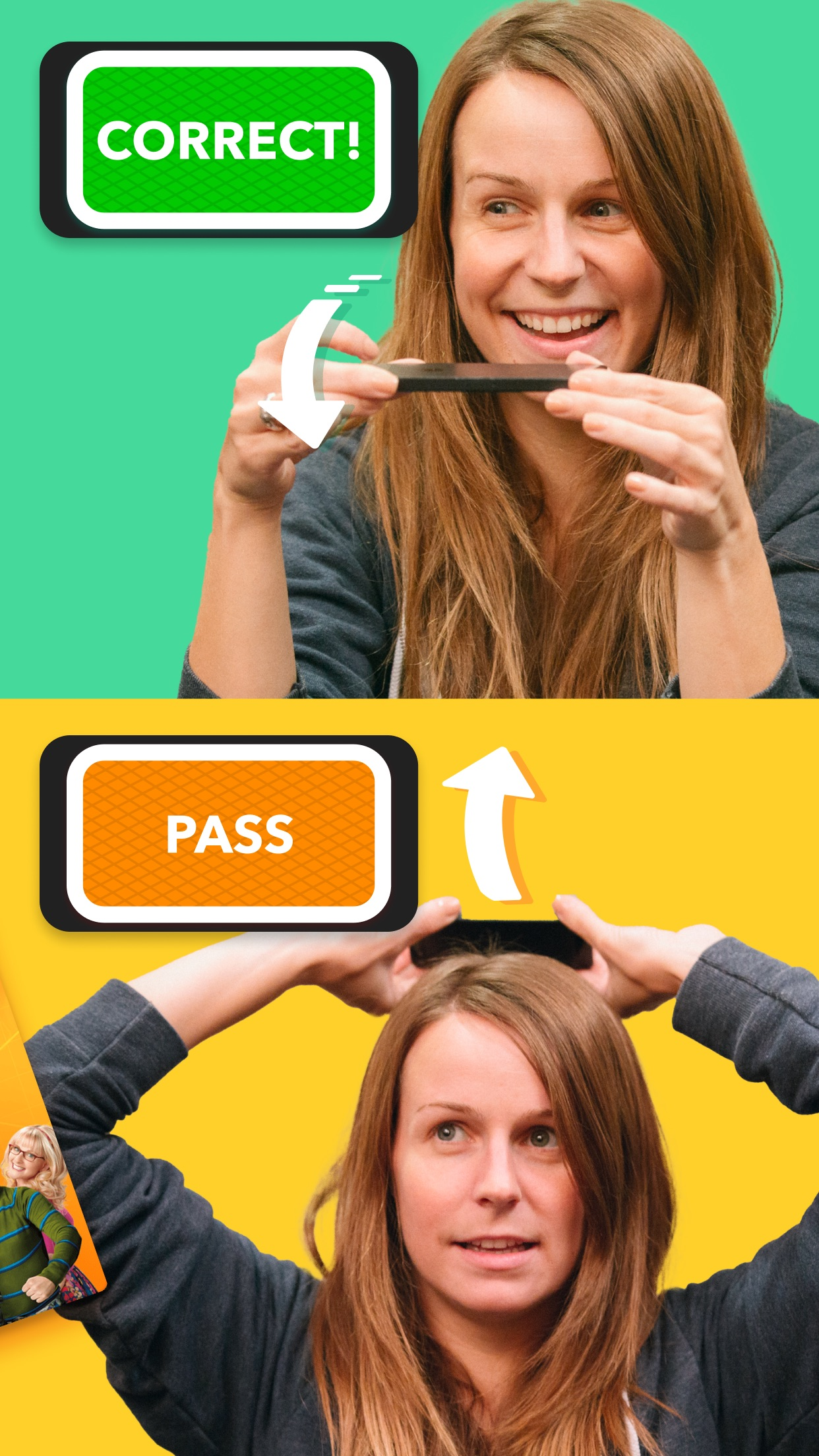 Heads Up! Funny charades game Screenshot