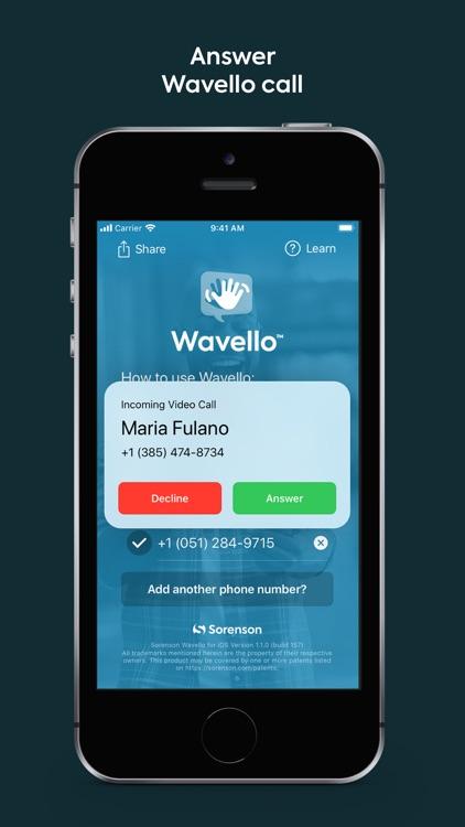 Sorenson Wavello screenshot-6