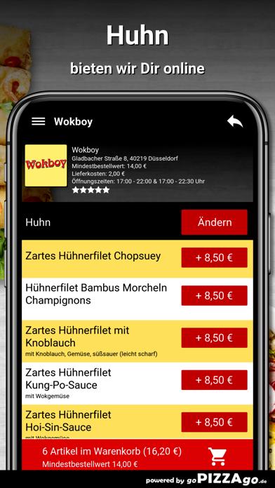 Wokboy Düsseldorf screenshot 5