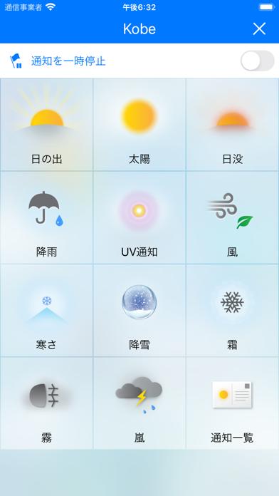 今日の天気、神様が教えます - Weather Godsのおすすめ画像7