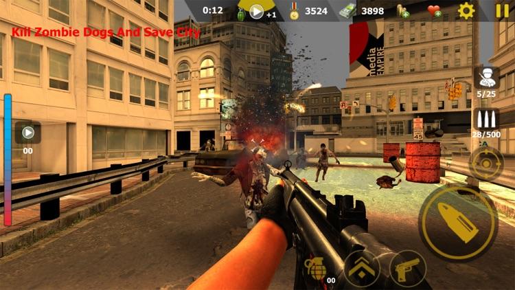 Call Of Mini: Zombie Games screenshot-8