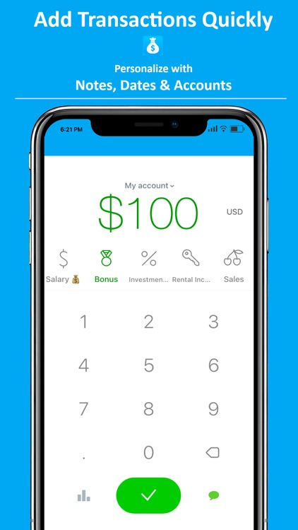 Spender - Money Management screenshot-0