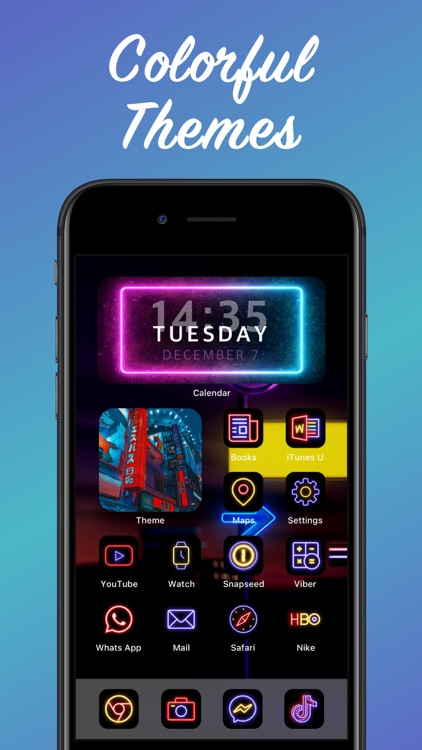 IconChic - Aesthetic Themes screenshot-4