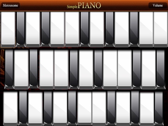 The Simple Piano screenshot 9