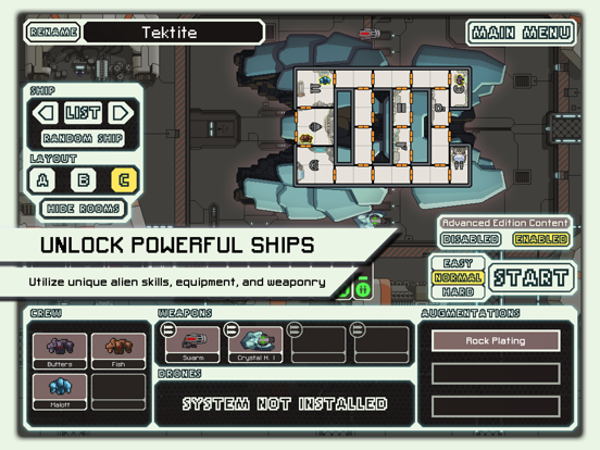 Screenshot from FTL: Faster Than Light