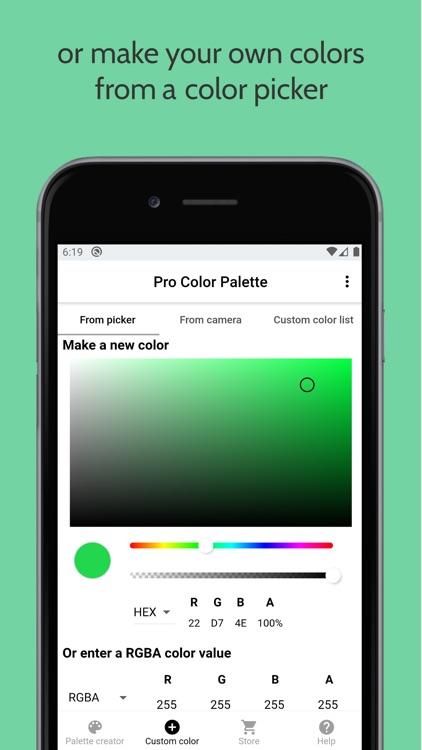 Pro Color Palette screenshot-3