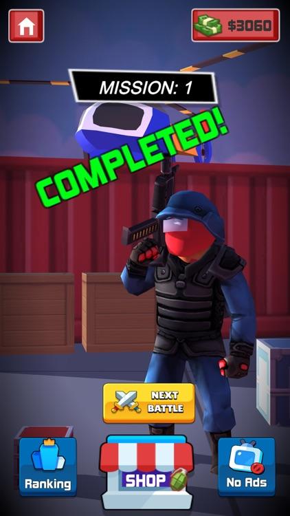 Battle Royal: imposter Agent screenshot-4