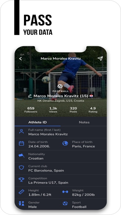 messages.download Sportyn - Empowering Athletes software