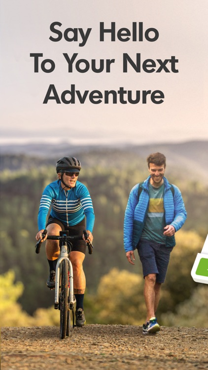 Komoot — Cycling & Hiking Maps screenshot-0