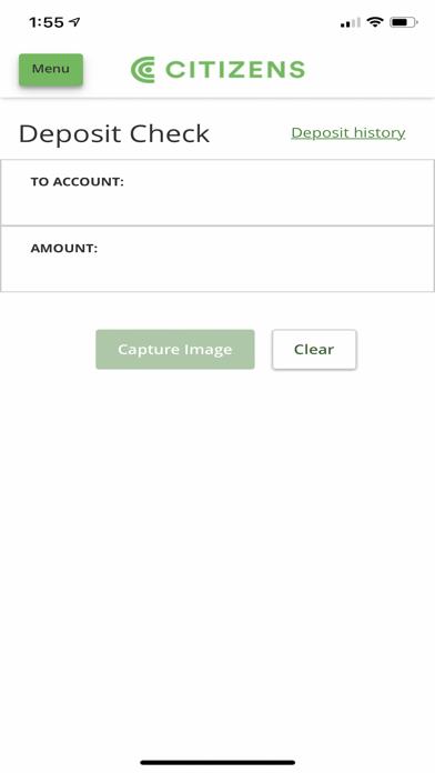 Citizens Bank of Edmond MobileScreenshot of 5