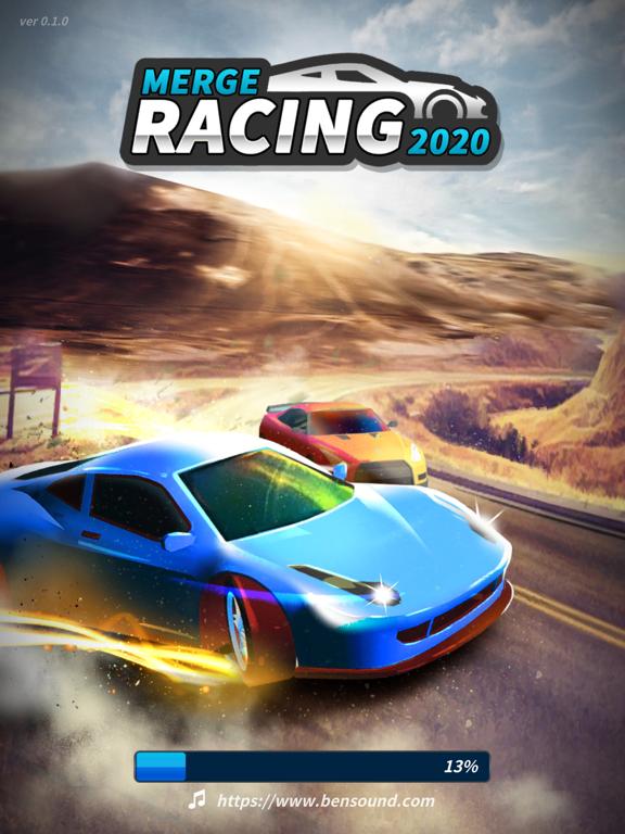 Merge Racing 2020のおすすめ画像1