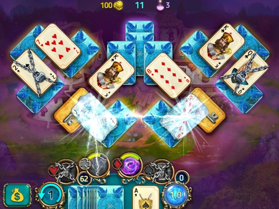 Solitaire: Fun Magic Card Game screenshot 12