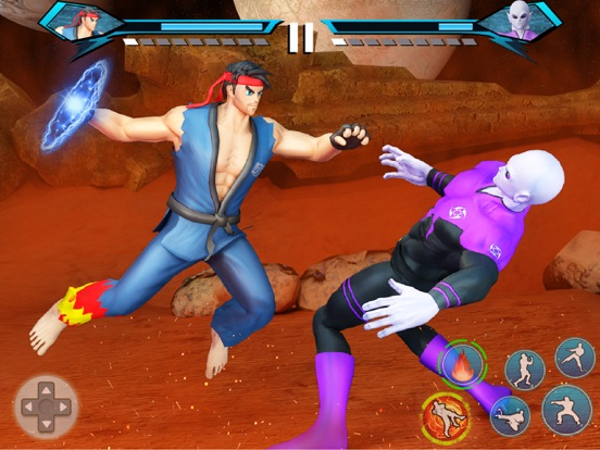 Anime Battle 3D FIGHTING GAMES screenshot 9