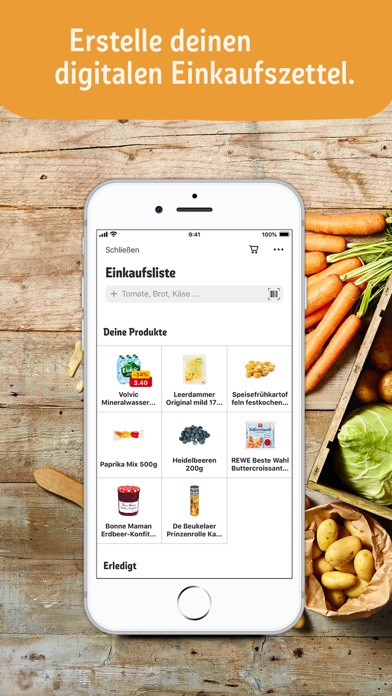 REWE Angebote & Lieferservice screenshot four