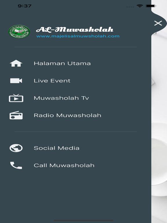 Al Muwasholah Apps screenshot 5