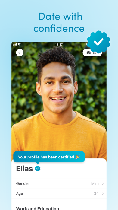 happn — Dating app Screenshot