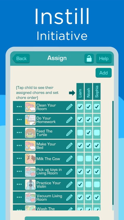 Chores & Allowance Bot screenshot-5