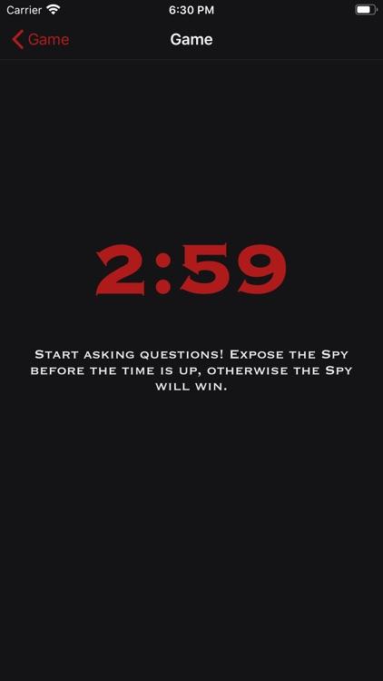 Spy screenshot-7